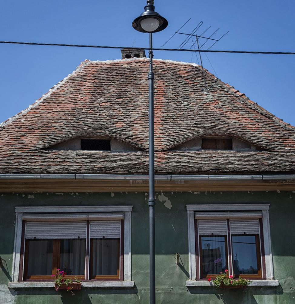 Tetőtéri ablakok megfigyelnek