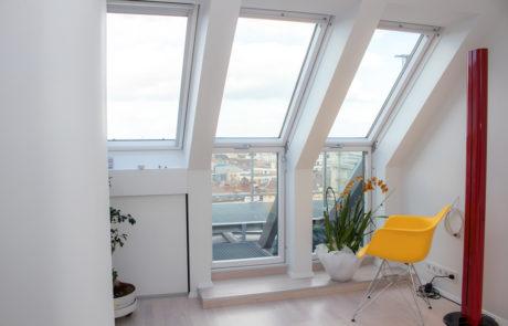 exkluzív tetőablak beépítés