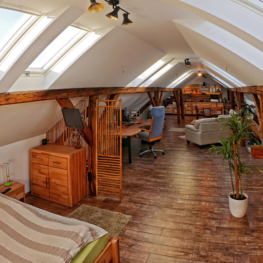 Tetőtéri ablak beépítés referencia