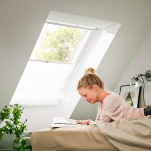 Tetőablak árnyékoló tetőtéri ablakra