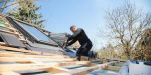 Tetőablak csere és beépítés